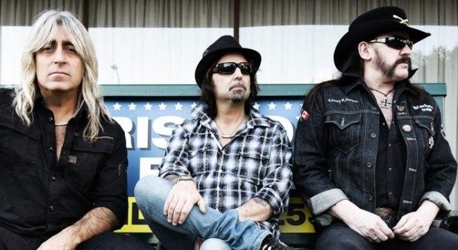 Hall da Fama ignora membros vivos do Motörhead em possível premiação