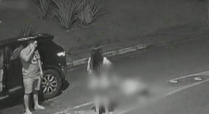 Homem foi atingido por atirador na frente da mulher e do filho de 5 meses
