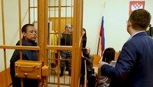 Inocente, motorista de jogador, pode ficar 25 anos preso na Rússia