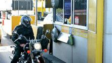 Infraestrutura diz que já enviou ao TCU isenção de pedágio para motos