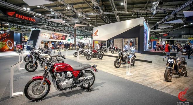 O Salão de Milão (EICMA) traz muitas novidades para o segmento das duas rodas.