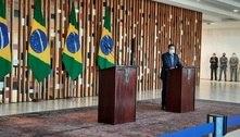 Mourão reclama de ausência de Salles em reunião sobre Amazônia