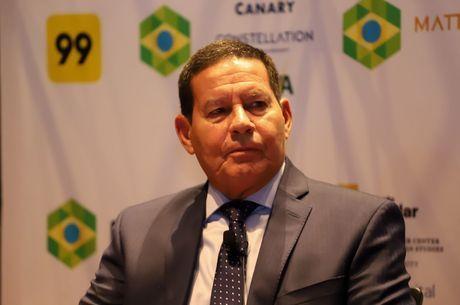 Mourão se reuniu com governador do Piauí na sexta