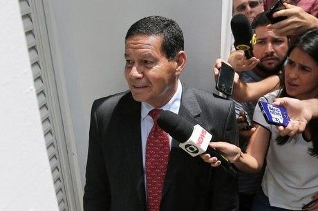 Mourão defende governo no caso Brumadinho