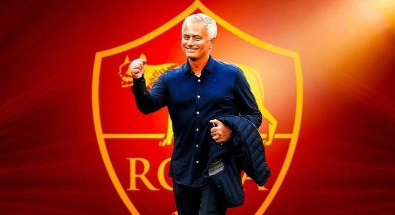 Zé Mourinho, o novo Diretor Técnico da Roma