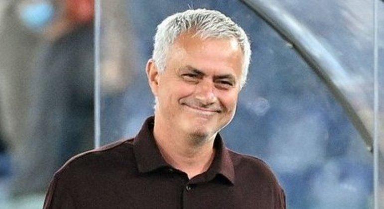 Mourinho, a alegria pela vitória na milésima partida como treinador