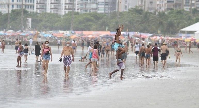 Prefeituras do litoral norte vão desrespeitar regras do Plano São Paulo na virada do ano