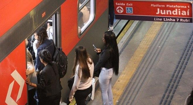 Oito estações terão espaços para atendimento exclusivo de passageiras