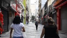 SP: Fase vermelha movimenta ruas com drive-thru e comércio informal