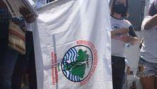 Grupo protesta contra aumento da tarifa da energia elétrica em SP