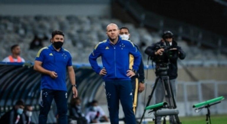 Mozart crê em melhora do Cruzeiro na tabela nas próximas rodadas