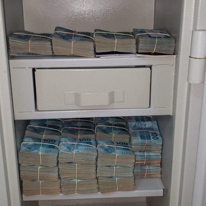 MP-SP reteve R$ 4 bilhões do crime organizado entre janeiro e abril de 2021