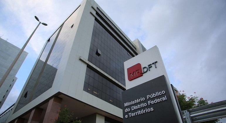 Sede do Ministério Público do Distrito Federal e Territórios (MPDFT), em Brasília