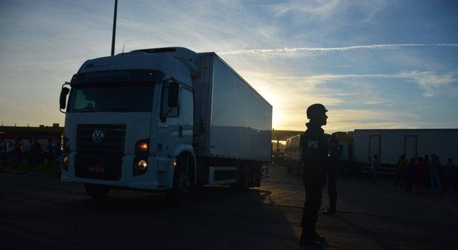 Uma das demandas dos caminhoneiros pelo fim da greve era a tabela de frete
