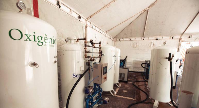 Amazonas enfrentou crise de desabastecimento de oxigênio em janeiro