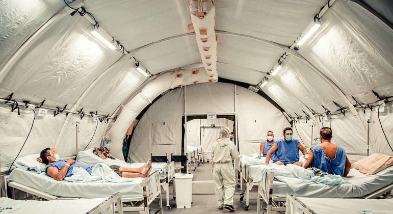 PGR também questionou sobre hospitais que não entraram em funcionamento depois de construção