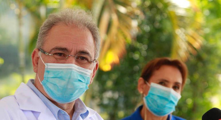 Novidade foi comemorada pelo ministro da Saúde, Marcelo Queiroga, durante reunião virtual do 59º Conselho Diretor