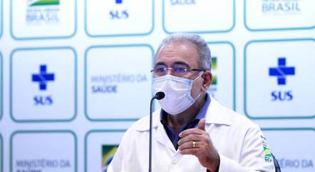 Queiroga admite precipitação em orientação da pasta