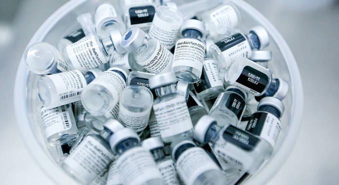 Pfizer entrega nesta semana mas 5,3 milhões de doses ao Brasil