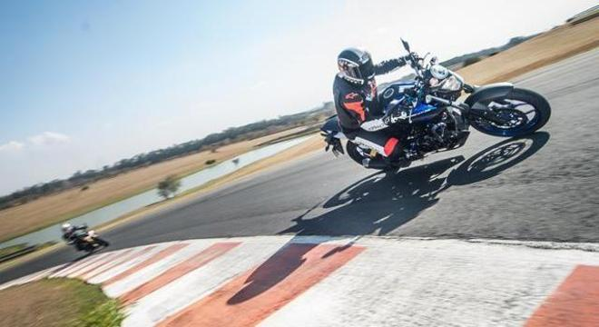 MT-03 a caçula da família MT é ideal para motociclista evoluir sua pilotagem