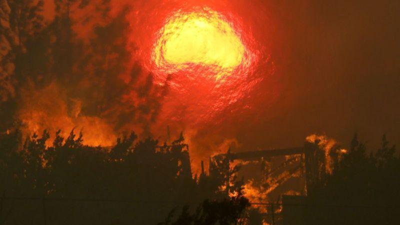 Os seis anos mais quentes em registros globais ocorreram desde 2015