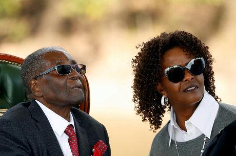 Polícia pediu ajuda da Interpol para prender Mugabe