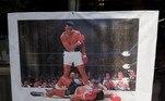 O fenômeno do boxe nasceu com o nome de Cassius Clay, mas ao se converter ao islã, tornou-se Muhammad Ali