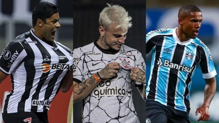 Muitos clubes do futebol brasileiro contrataram jogadores badalados do futebol europeu. Alguns estão jogando muito, enquanto outros vem decepcionando. A reportagem trouxe um panorama desses reforços até o momento. Confira!