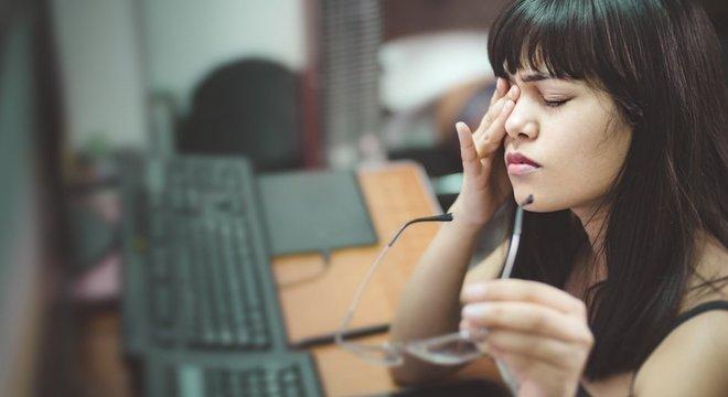 A falta de energia afeta nossos corpos e nossa capacidade de concentração
