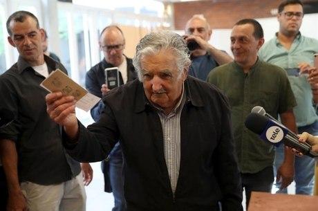 Ex-presidente do Uruguai, José Mujica