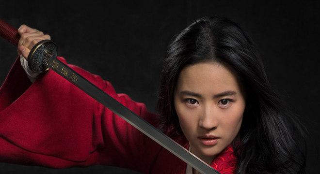 Em de protesto popular, 'Mulan' vendeu um terço dos ingressos em sua estreia