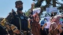 Talibã enfrenta receio internacional e protestos no Afeganistão