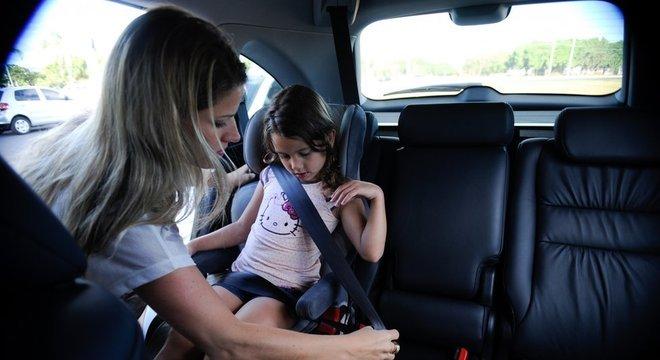 Empresário diz não concordar com Bolsonaro em retirada de multa de quem não usar cadeirinha no carro