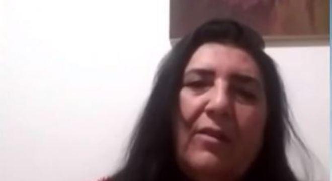 Vítima compartilhou sua localização com a polícia e foi resgatada