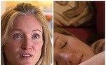 A americana Saskia Larsen, uma mulher casada, revelou que gasta cerca de R$ 450 por hora para encontrar um profissional de carinhos, que fornece muitos abraços e deitar de conchinha