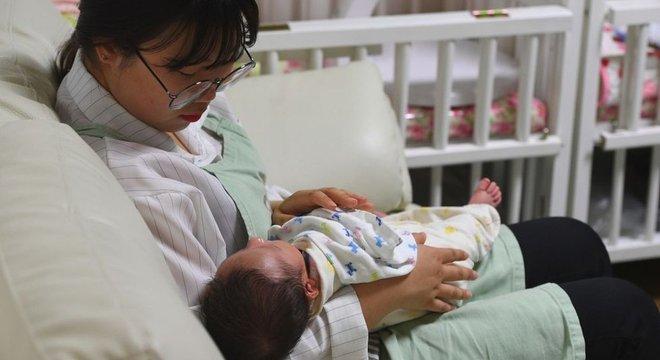 Número de nascimentos caiu drasticamente em 2020 na Coreia do Sul