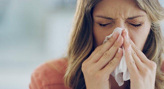 Quarentena da população reduziu drasticamente casos de gripe