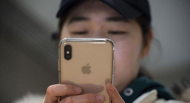 A Apple atribuiu seus maus resultados à China