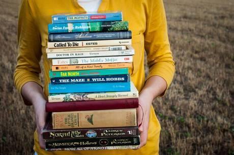 Varejo de livros acumula perda de 13% em 2020