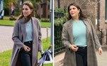 A influencer Katie Sturino conquistou seguidores nas redes sociais copiando o look das famosas. Usando peças do próprio guarda-roupa, a norte-americana mostra que não é preciso ser rica, muito menos magra ou com corpo perfeito, para se vestir como uma verdadeira celebridade. Veja as composições