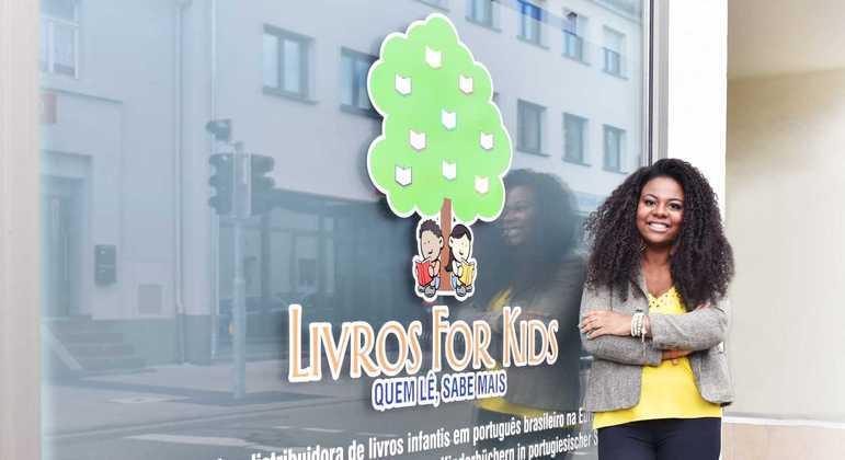 A carioca Vanessa Pfeil decidiu criar a empresa a partir de uma promessa feita para sua mãe