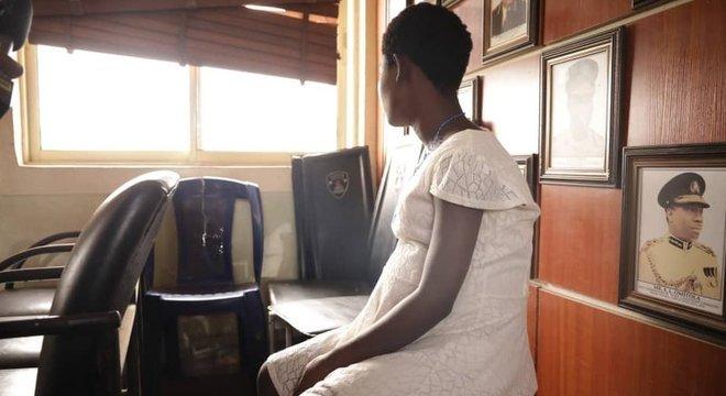A pobreza contribui para que muitas mulheres sejam enganadas na Nigéria