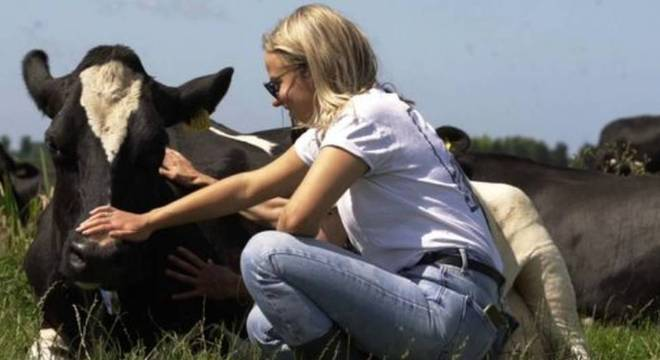 A prática pode ser benéfica não só para a pessoa, mas também para o animal