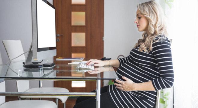 Um dos direitos é não ser discriminada por estar grávida