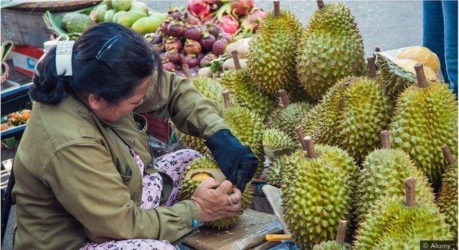 A fruta durião, famosa por seu odor repugnante, poderia fornecer o material para fazer uma nova geração de supercapacitores