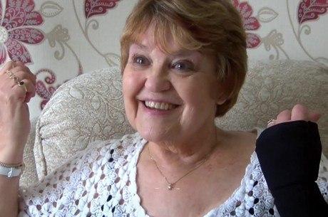 Linda descobriu câncer em 2011