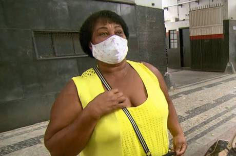 Maria de Lourdes tenta tirar novos documentos em BH