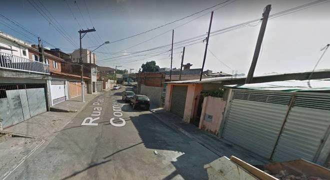 Corpo foi encontrado em rua da zona sul de São Paulo