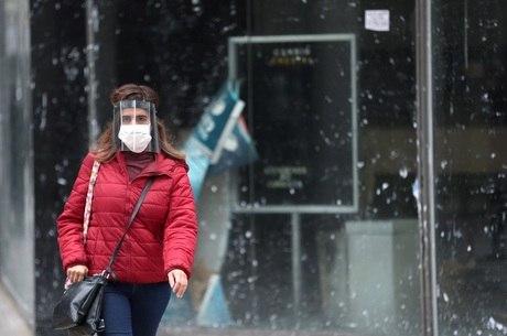 Argentina bate recorde de casos de covid-19