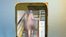 RJ: policial é afastado após tirar fotos de mulher nua na delegacia
